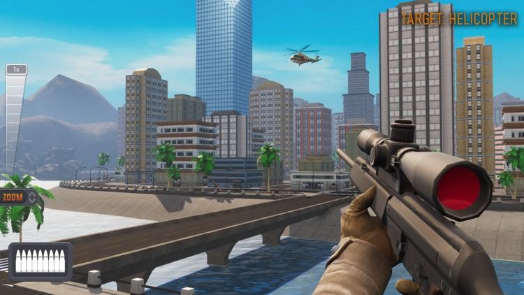 Sniper 3D: Gun Shooting Games screenshot-4