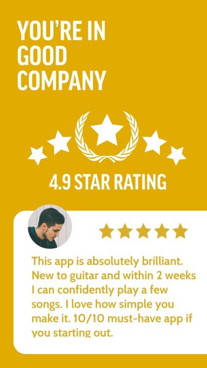 Justin Guitar: Lessons & Tuner screenshot-8