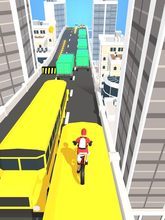 Bike Sprint 3D screenshot 10
