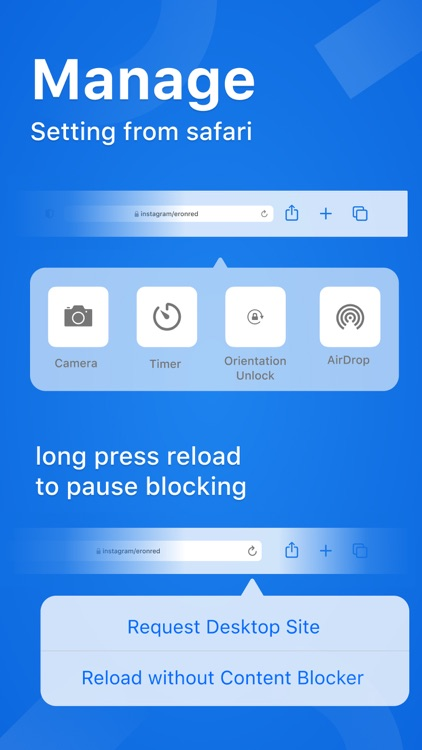SkyBlue Ad Blocker & Antivirus screenshot-3