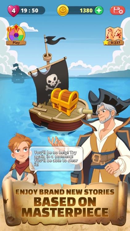 Treasure's Island