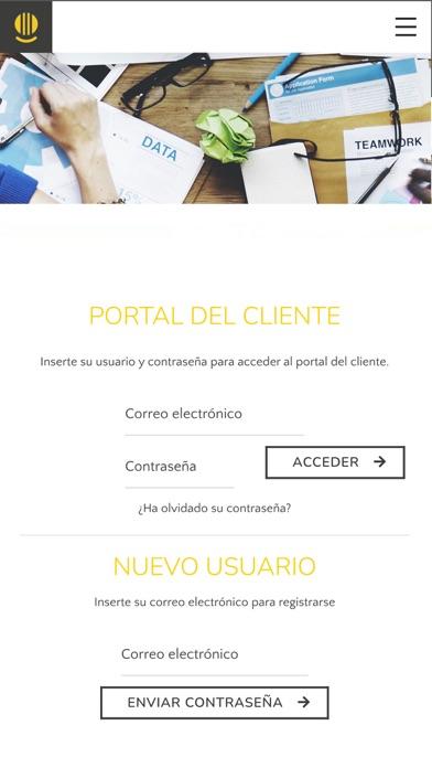 Solar Profit - Portal ClienteCaptura de pantalla de1