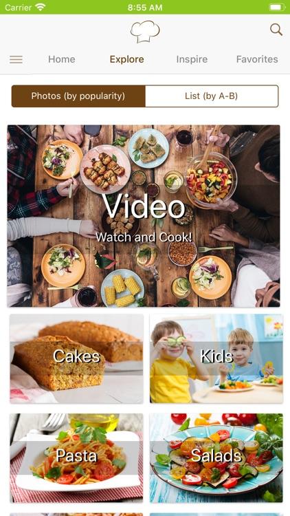Vegan Foods: Recipes for Vegan