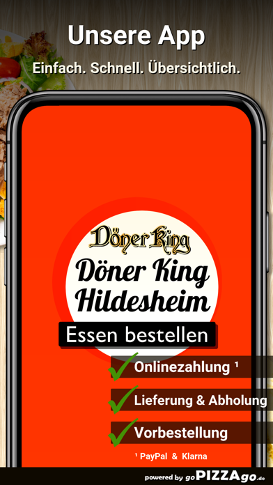 Döner King Hildesheim screenshot 1