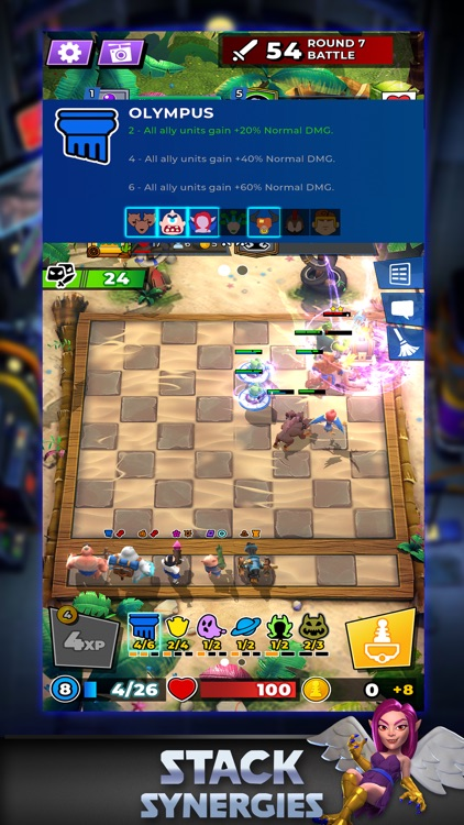 Chaos Combat Chess screenshot-3
