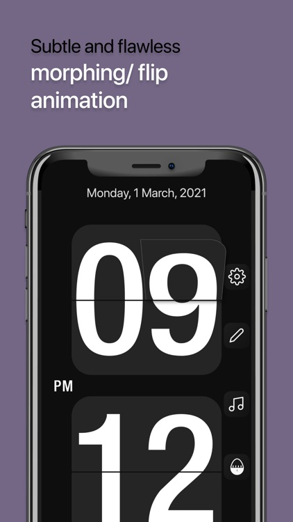 Easytime Digital Clock screenshot-3