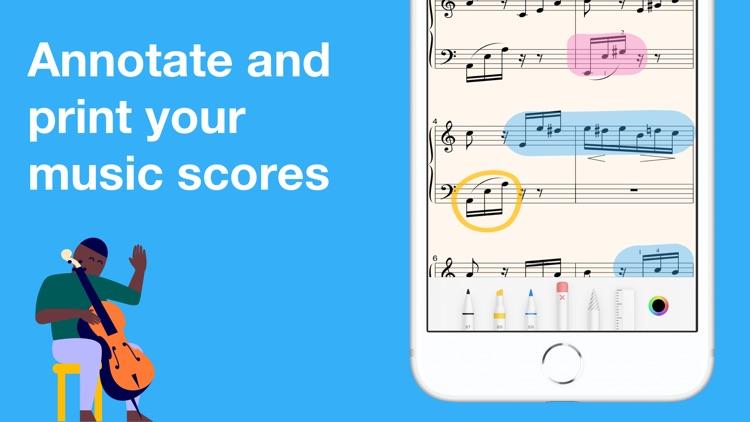 Metronaut Sheet Music screenshot-3