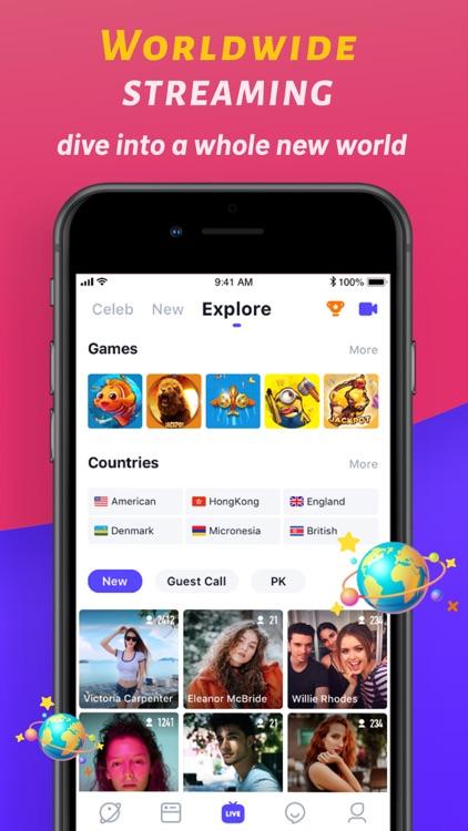 MICO: Make Friends, Live Chat screenshot-4