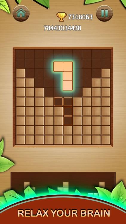 Wood Block Puzzle Box 2021 screenshot-0