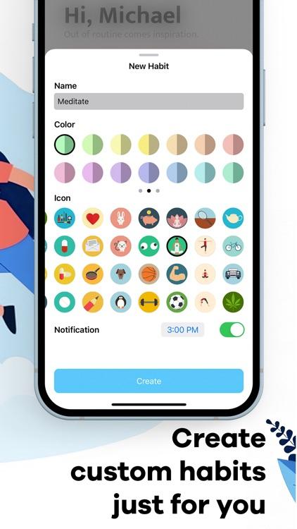 Finale: Daily Habit Tracker screenshot-3