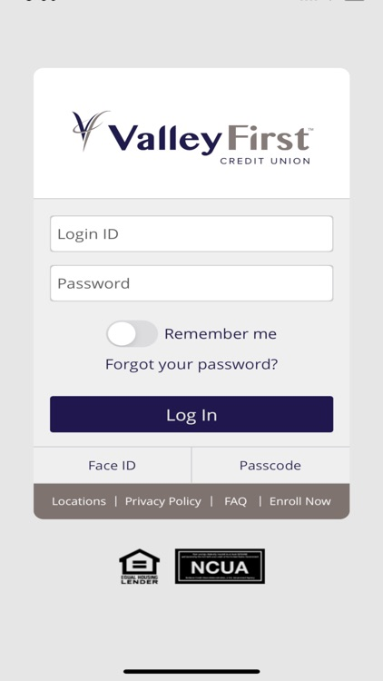 Valley First Mobile Banking screenshot-0