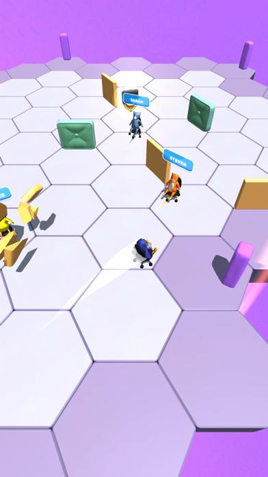 Chair Riots.io screenshot 2