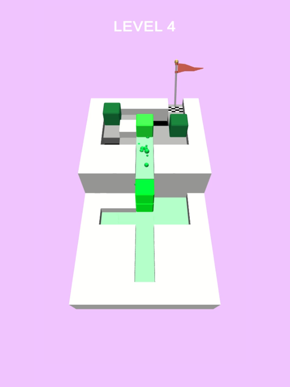Cube stack puzzle screenshot 6
