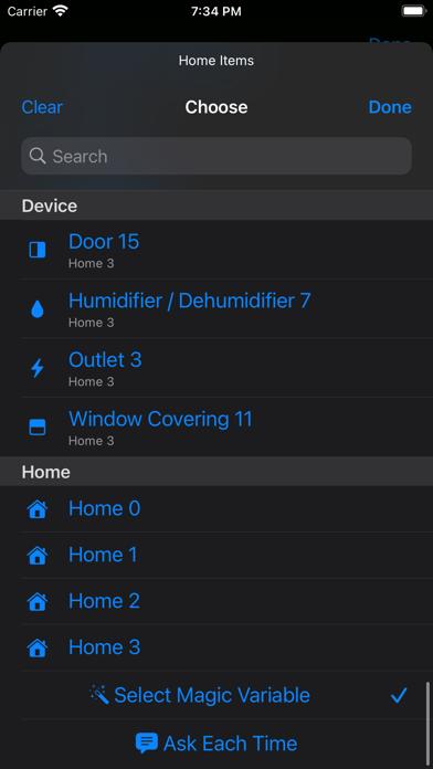 HomeBot for Shortcuts screenshot 4