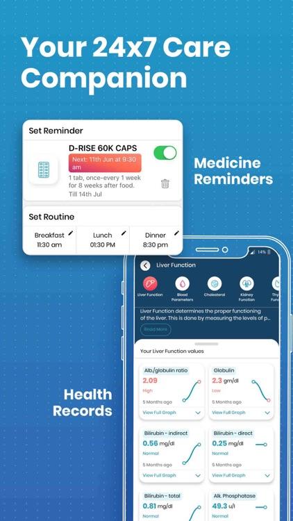 MFine - Consult Doctors Online screenshot-6