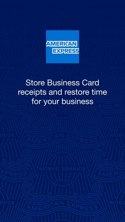 Amex Business screenshot-0
