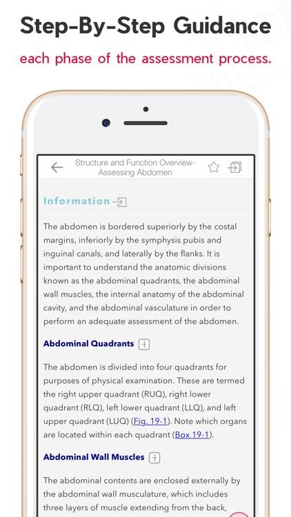 Nurses' HBK Health Assessment screenshot-6