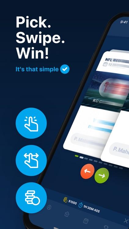 Swipe | The Sports Predictor