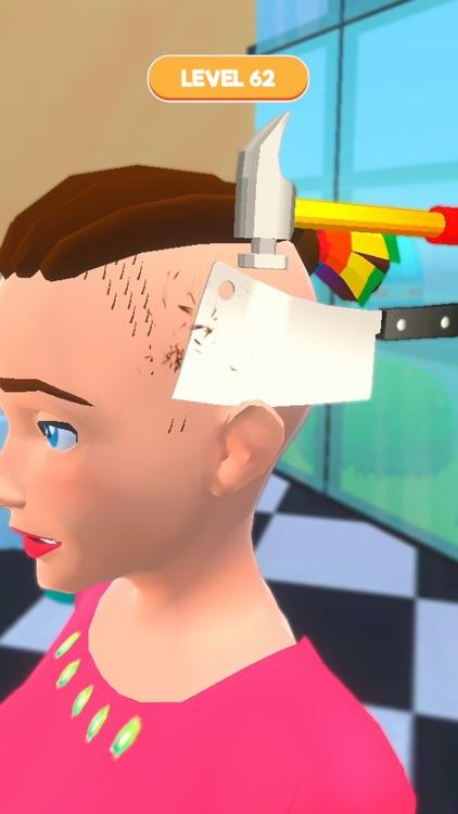 Weird Haircut !!!