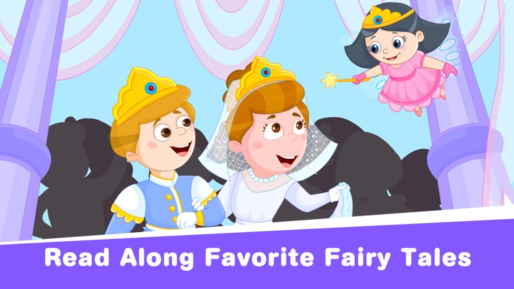 Kids Stories: Learn To Read screenshot-0