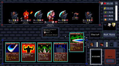Screen Shot Card Quest : Card Combat 3