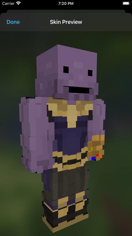 Skin Creator: Diamond Edition screenshot-7