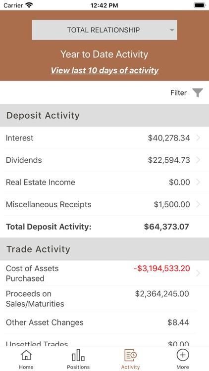Private Bank at PlainsCapital screenshot-3