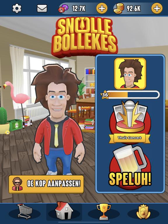 Snollebollekes iPad app afbeelding 1