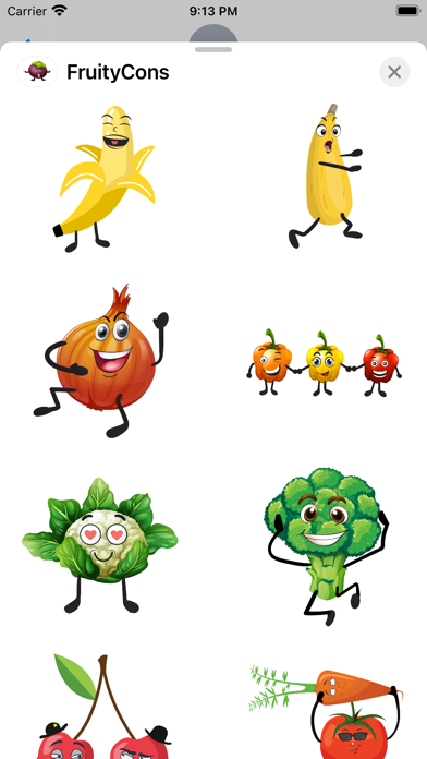 FruityCons screenshot 1