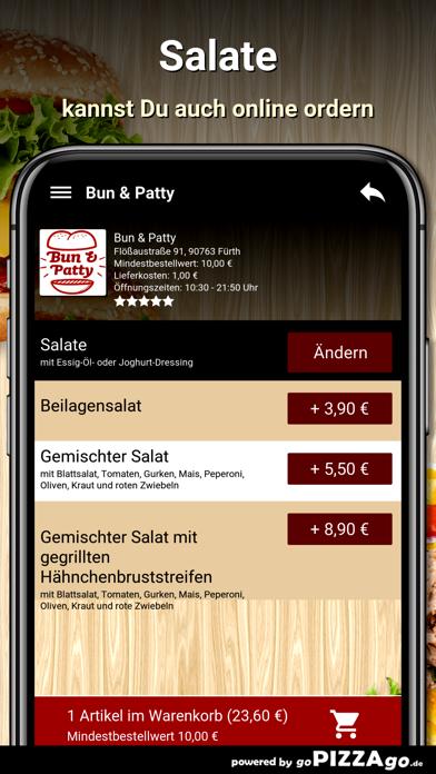 Bun - Patty Fürth screenshot 5