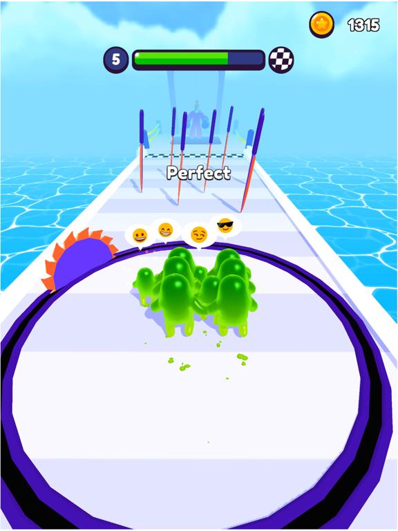 Join Blob Clash 3Dのおすすめ画像2