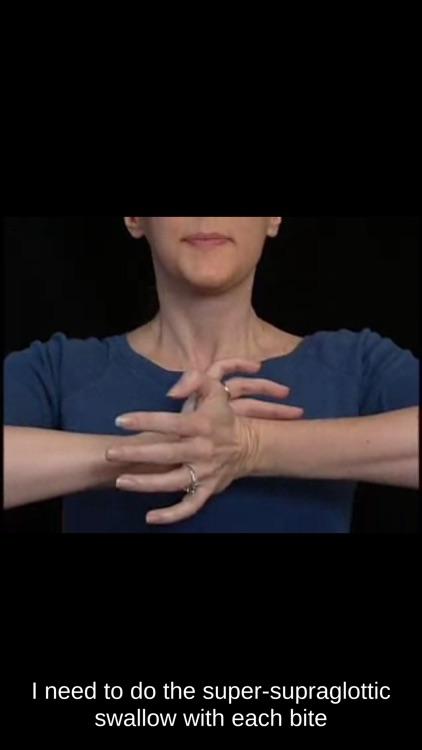 SmallTalk Dysphagia screenshot-5