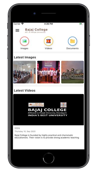 Bajaj College Ludhiana screenshot 3