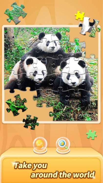 Jigsaw Trip-Relax Puzzle Games screenshot-3