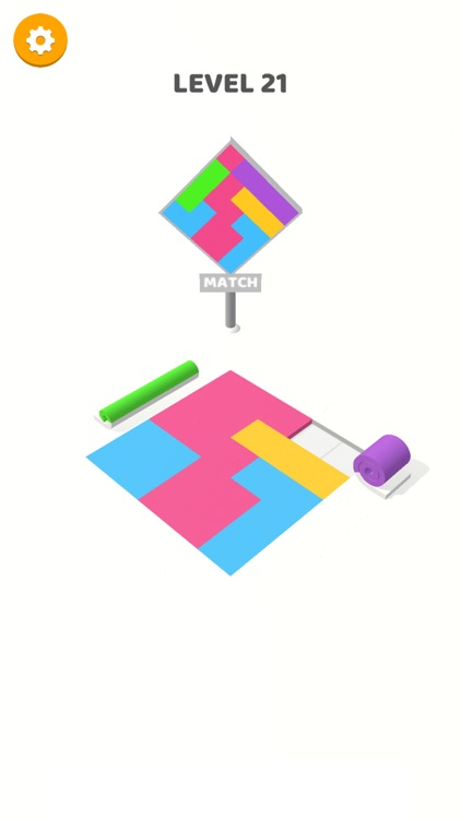 Perfect Roll Puzzle screenshot-3
