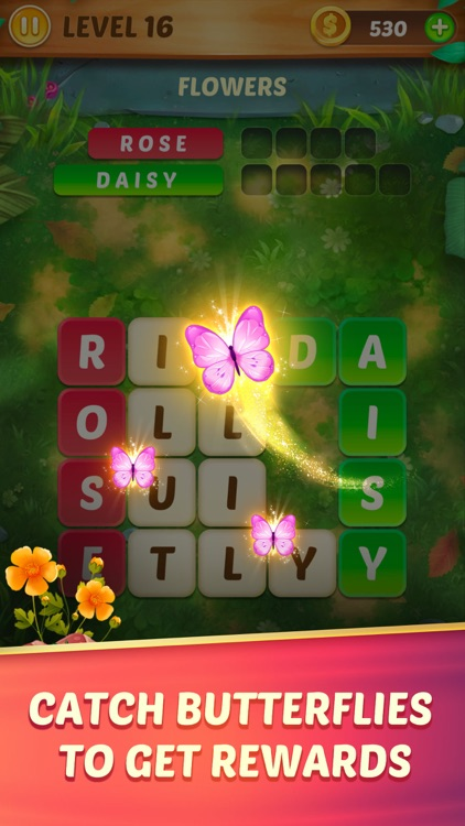 Word Colour-Puzzle Games screenshot-4