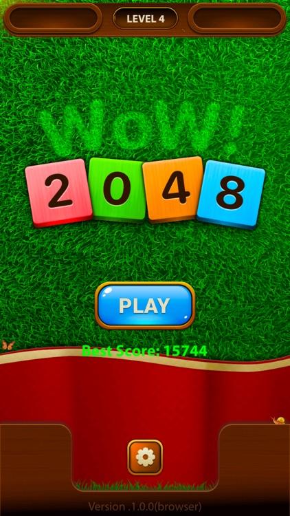 WoW 2048 screenshot-3