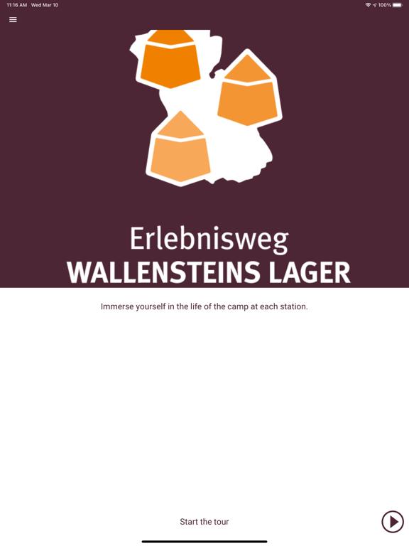 Erlebnisweg Wallensteins Lager screenshot 5