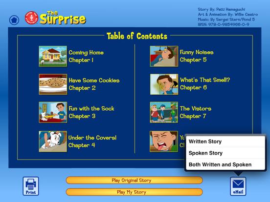 The Surprise (Pro) Screenshots