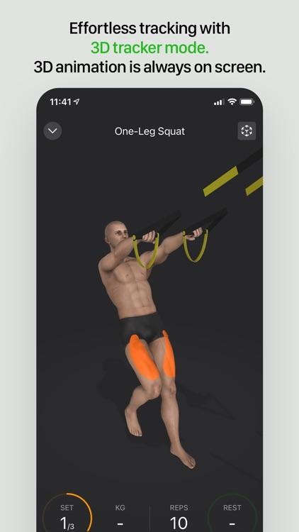 Gymaholic Workout Tracker screenshot-4