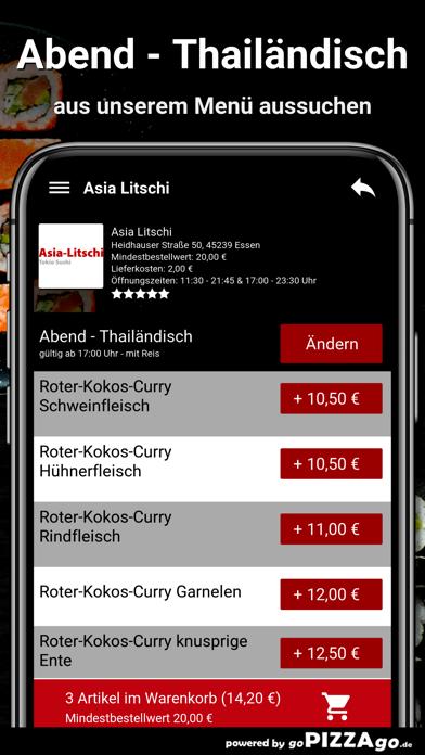 Asia Litschi Essen screenshot 5