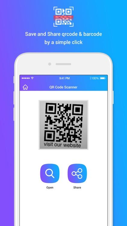 QR Code Reader & Generate screenshot-3