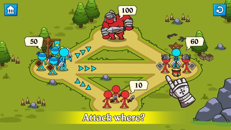 Stick Clash screenshot-5