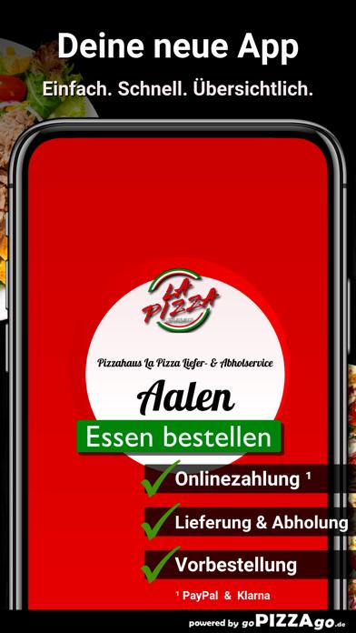 La Pizza Aalen/Wasseralfingen screenshot 1
