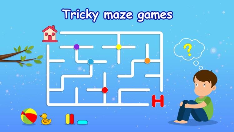 Preschool Learning Games Kids screenshot-7