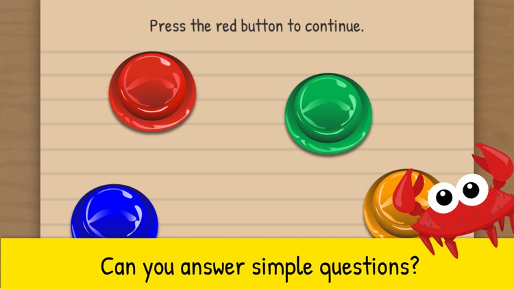 The Moron Test: IQ Brain Games screenshot-0