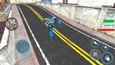 Incredible Robot Hero Monster screenshot 1