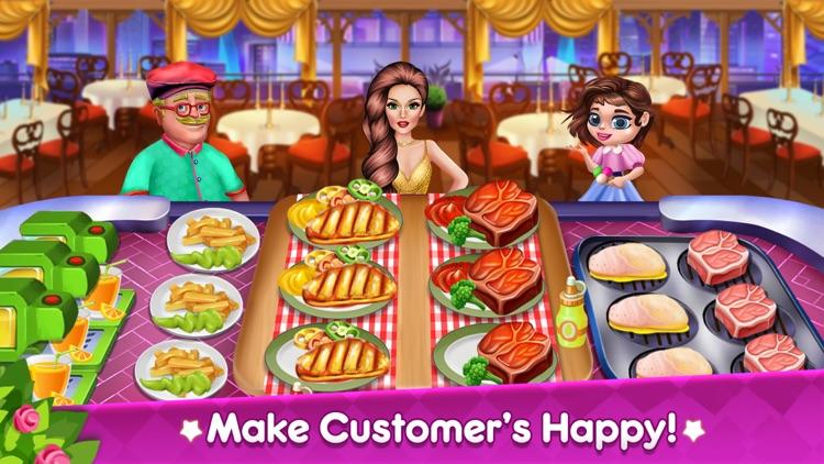 Cooking Food: Chef Craze Games screenshot-5