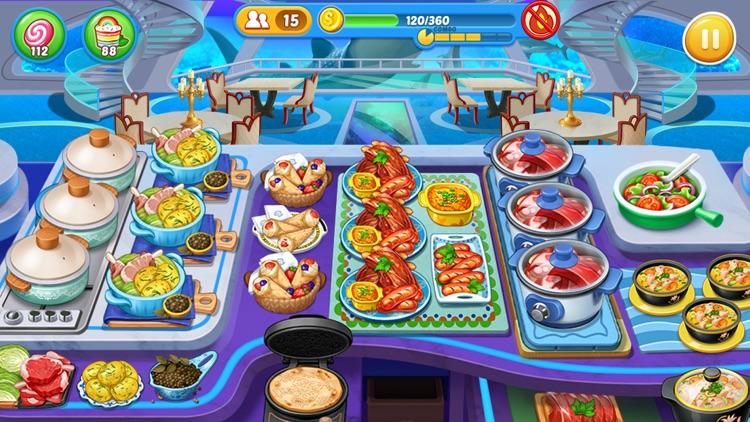 Crazy Chef Cooking Games screenshot-5
