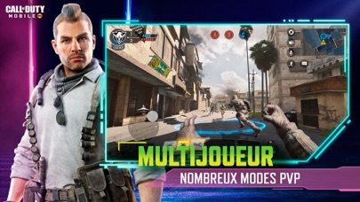 Call of Duty®: Mobile iphone captures décran
